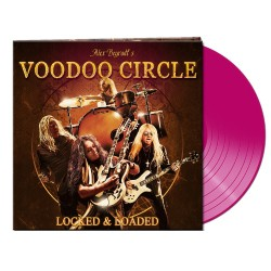 Voodoo Circle - Locked & Loaded - LP Gatefold Coloured