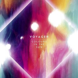 Voyager - Colours In The Sun - CD DIGIPAK + Digital