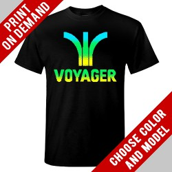 Voyager - Vtari [Green] - Print on demand