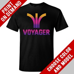 Voyager - Vtari - Print on demand
