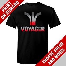 Voyager - Vtari [Red] - Print on demand