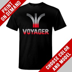Voyager - Vtari [Red] - Print on demand