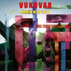 Vukovar - Monument - DOUBLE LP GATEFOLD COLOURED