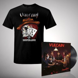 Vulcain - Bundle 1 - LP + T-Shirt bundle (Men)
