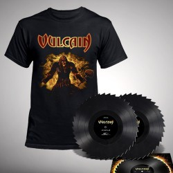 Vulcain - Bundle 8 - Shaped Double Vinyl + T-shirt (Men)