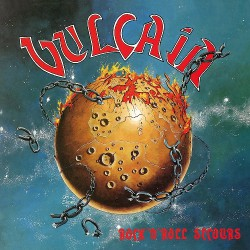 Vulcain - Rock 'N' Roll Secours - CD DIGIPAK + Digital