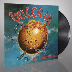 Vulcain - Rock 'N' Roll Secours - LP + Digital
