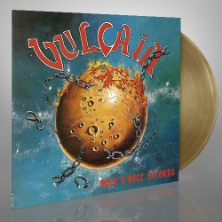 Vulcain - Rock 'N' Roll Secours - LP COLOURED + Digital