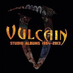 Vulcain - Studio Albums 1984-2013 - 8CD BOX + Digital