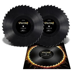 Vulcain - Vinyle - Shaped Double Vinyl + Digital