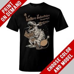 Vulture Industries - T-Rex - Print on demand