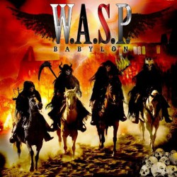 W.A.S.P. - Babylon - CD