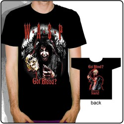 W.A.S.P. - Got Blood ? - T-shirt (Men)
