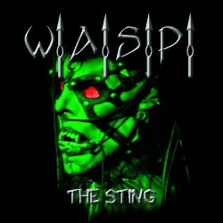 W.A.S.P. - The Sting - CD DIGIPAK