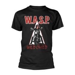 W.A.S.P. - Wild Child - T-shirt (Men)