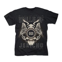 Walls Of Jericho - No One Can Save You From Yourself - T-shirt (Men)