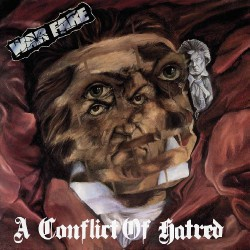 Warfare - A Conflict Of Hatred - LP COLOURED