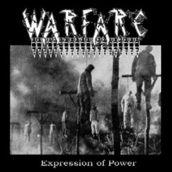 Warfare - Expression of power - CD