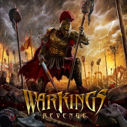 Warkings - Revenge - LP Gatefold Coloured