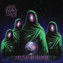 Warlung - Optical Delusions - CD DIGIPAK