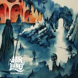 Warlung - Sleepwalker - LP COLOURED