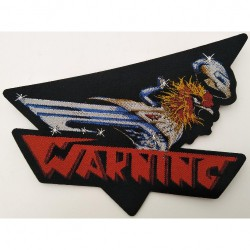 Warning - Métamorphose - Patch