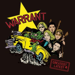 Warrant - Greatest And Latest - LP COLOURED