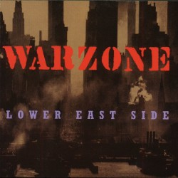 Warzone - Lower East Side - CD EP