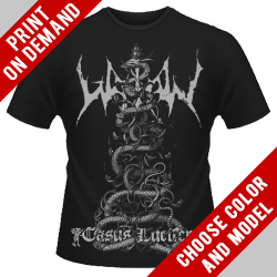 Watain - Casus Luciferi - Print on demand