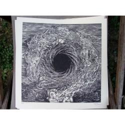Watain - Lawless II - Serigraphy
