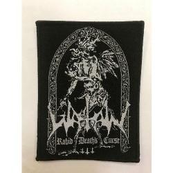 Watain - Rabid Death's Curse - Patch