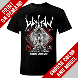 Watain - Reaping Death Tour - Print on demand