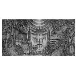 Watain - Roma Damnata - Serigraphy