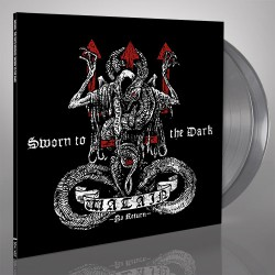 Watain - Sworn To The Dark - DOUBLE LP GATEFOLD COLOURED