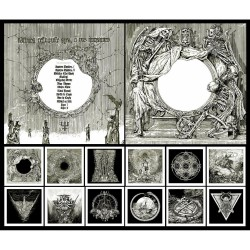 Watain - The Complete Art Of Watain's Lawless Darkness - Serigraphy
