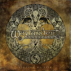 Waylander - Kindred Spirit - CD