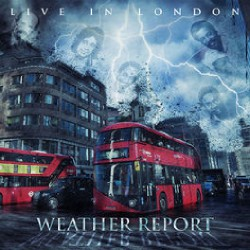 Weather Report - Live In London - CD