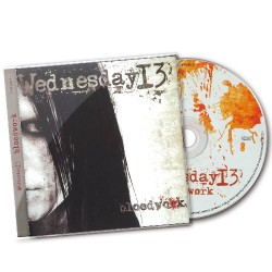 Wednesday 13 - Bloodwork - CD EP
