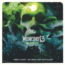 Wednesday 13 - Necrophaze - CD SLIPCASE