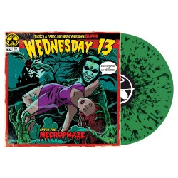 Wednesday 13 - Necrophaze - LP Gatefold Coloured