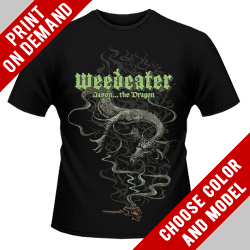 Weedeater - Jason... The Dragon - Print on demand