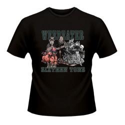 Weedeater - Sixteen Tons - T-shirt (Men)