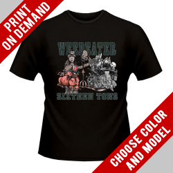 Weedeater - Sixteen Tons - Print on demand