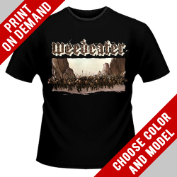 Weedeater - Soldiers - Print on demand