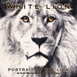 White Lion - Portrait of the Lion - CD DIGIPAK