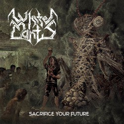 White Mantis - Sacrifice Your Future - CD