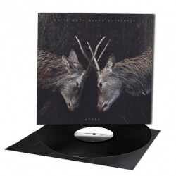 White Moth Black Butterfly - Atone - LP