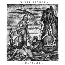 White Stones - Kuarahy - CD