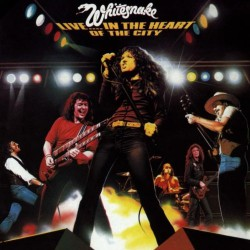Whitesnake - Live... In The Heart Of The City - DOUBLE CD