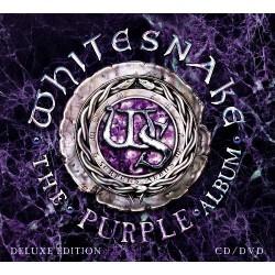 Whitesnake - The Purple Album [deluxe] - CD + DVD Digipak